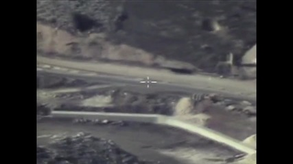 Syria: Russian MoD releases footage of IS oil tankers entering Turkey