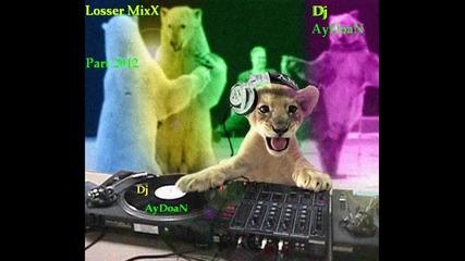 Dj Aydoan - Losser Mixx New Part 2012