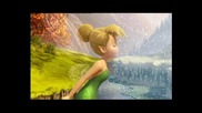 Камбанка и тайната на крилете 3d - премиера 14 септември