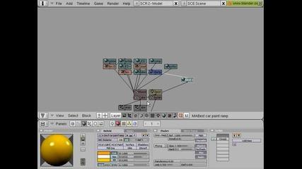 Blender за начинаещи - Vital Functions part2 (четвърти урок)
