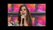 Nancy Ajram - Mogaba (live)