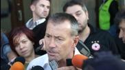 Георги Илиев: Изпуснахме да победим Левски с по-голяма разлика