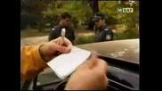 Полицаи Изнудват Шофьор