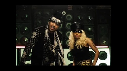 Nice ! French Montana ft. Nicki Minaj - Freaks