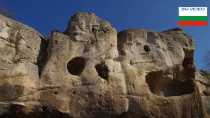 Скални манастири край с.Рояк - Провадийско