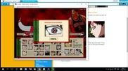 Видео урок - Naruto-arena tutorial - епизод 3 чуунински мисии - част 2
