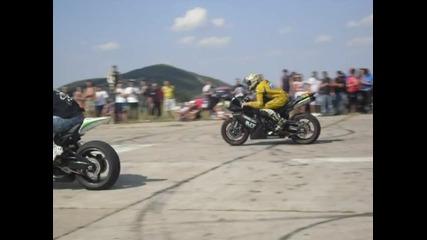 Мото събор Велико Търново 2010 - гонки