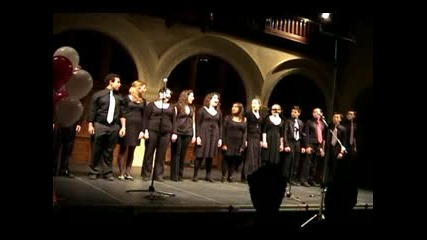 Soulstice A Cappella - Hide And Seek