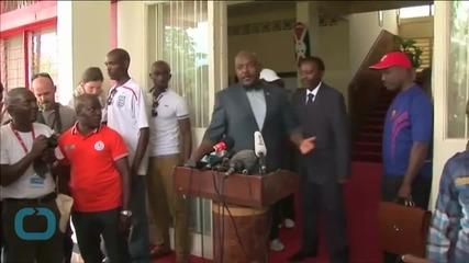 Kenya's Kenyatta Asks Burundian President to Postpone Poll
