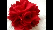 Как да си направим интересно цвете за декорация