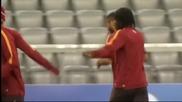 Рома ще чисти срама от 1:7 срещу Байерн в Мюнхен