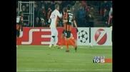 УЕФА наказа Де Роси за три мача