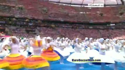 Uefa Euro 2012 - Откриване - ( Церемония по откриването )