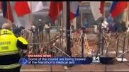 Ексклузивни кадри от атентата във Бостън