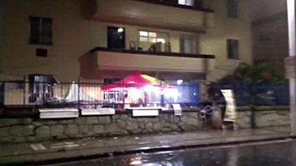 Brazil: Torrential rain leaves at least 5 dead in Rio de Janeiro