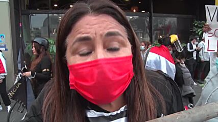 Peru: Protest, clashes as Congress postpones confirmation vote on country's new cabinet
