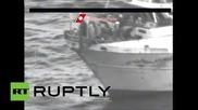 Italy: Coast Guard rescues 446 migrants off the Calabrian coast
