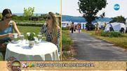 """""""На кафе"""" отива в лятната резиденция на Весела Нейнски в Черноморец"""