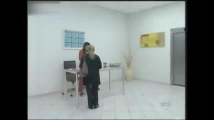 Призрачния асансьор - Скрита Камера в Бразилия - Смях