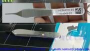 20 w фибри лазерно гравиране машина