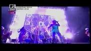 Mtv Ema 2010 // Ke$ha - Tick Tock ( Live - Madrid )