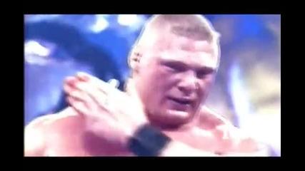 Brock Lesnar 2010 Return Promo