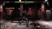 Mortal Kombat 9 Chapter 12 Stryker