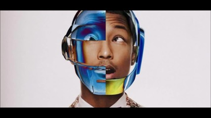 Pharrell Williams feat. Daft Punk - Gust In The Wind