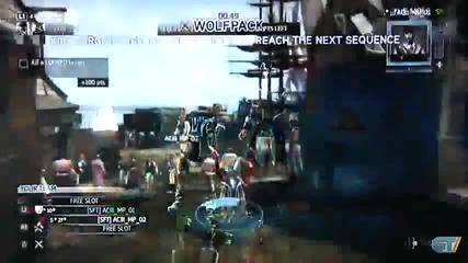 Assassin's Creed 3 - New technology Animus Abstergo