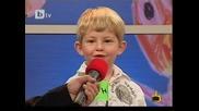 Какво става, когато децата проговорят - Господари на ефира ( смях )