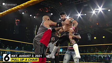 Top 10 NXT Moments: WWE Top 10, August 3, 2021