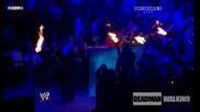 Гробаря и Джон Сина срещу Dx срещу Крис Джерико и Биг Шоу - Част 1 ( Raw 16.11.2009 )