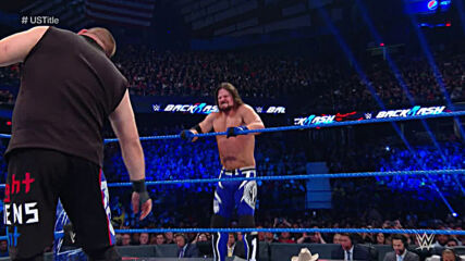 Kevin Owens vs. AJ Styles – United States Title Match: WWE Backlash 2017 (Full Match)