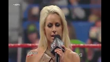 Maryse vs Kelly Kelly 28 dec
