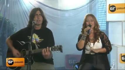 Теди Кацарова - Само аз и ти (акустична версия) Бг Радио