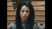 Елеонора се изповяда пред всички съквартиранти Big Brother Family 06.04.10