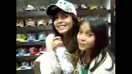 Vanessa & her Sis Stella