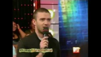 Justin Timberlake In Trl Part 2