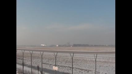 Eurowings Crj900 Hard Landing Sofia Airport Sof/lbsf