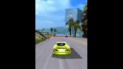 High Speed 3d Java Game.