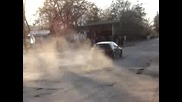 Honda civic drift