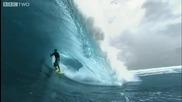 Сарфиране из Валните!!! Камерата е под Водата!!!