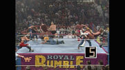 1995 Royal Rumble Match: Royal Rumble 1995 (Full Match)