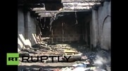 Israel: Arson attack guts 'miracle' church in suspected hate crime