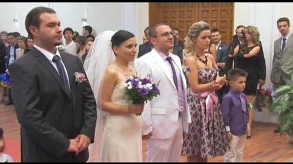 Сватбен видеоклип, Ава и Ачо, 2010 г.