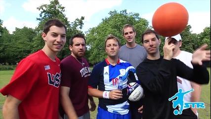 Футболни Tриковe