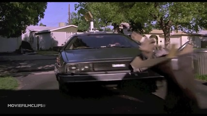 A Flying Delorean_ - Back To The Future_ Part Ii (1989) - Hd