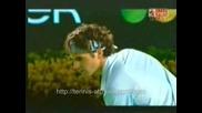 Roger Federer Commercial