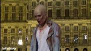Зомби атакува Амстердам - Страшна шега