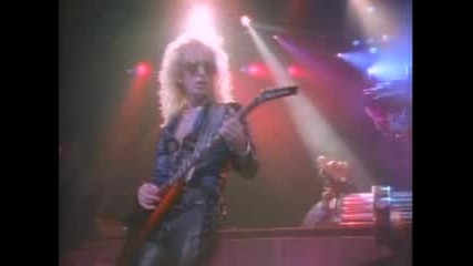Judas Priest - Turbo Lover (live 1986)